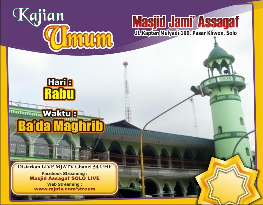 Kajian Islam Umum