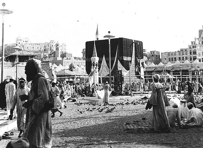 masjidil haram jaman dulu